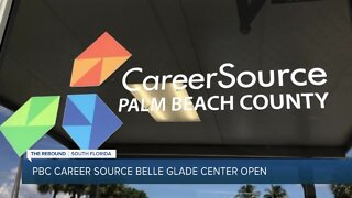 CareerSource Palm Beach County's Belle Glade center now open