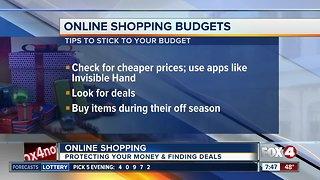 Holiday Online Shopping Tips