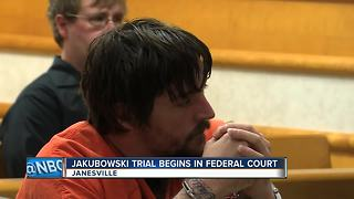 Jakubowski trial begins today - Video