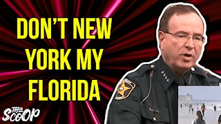 Florida Sheriff Schools Leftists Moving To Sunny Red State Florida