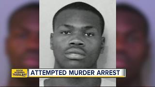 "Suspect arrested after Winter Haven woman was shot for ""no reason,"" left for dead - Video"