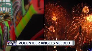 Police push for volunteer angels - Video