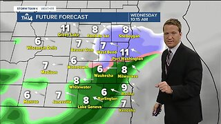 STORM TEAM 4: TMJ4 Weather Forecast 3/18/20