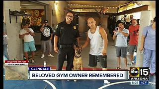 Beloved Glendale MMA coach dies, legacy left shared by many - Video