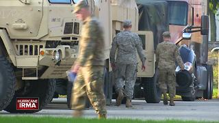 Wisconsin National Guard won't deploy more troops to Florida - Video