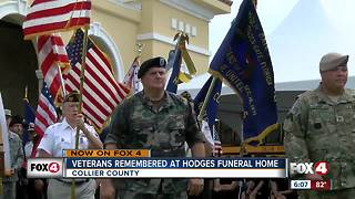 Hundreds remember fallen heroes in Collier County - Video