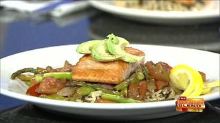 Summery Fresh Salmon Fresca - Video