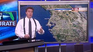 Florida's Most Accurate Forecast with Denis Phillips on Monday, January 29, 2017 - Video