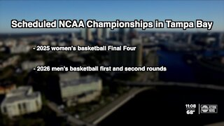 NCAA says it could pull championships over Florida transgender sports bill