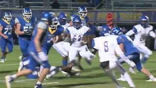 Rogers football round 1 highlights