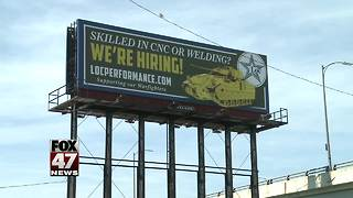 Company to add hundreds of local jobs - Video