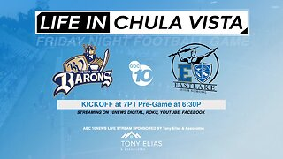 Life in Chula Vista live at Southwestern College