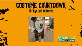 Costume Countdown 10/6/17 - Video