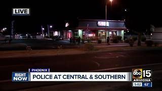 Police incident near Central/Southern