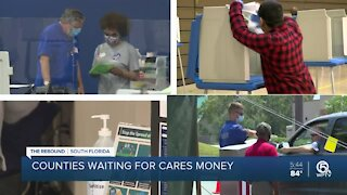 Some Florida election supervisors still waiting on state for CARES Act dollars