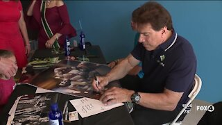 Lou Ferrigno in Fort Myers