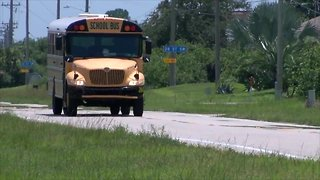 School bus safety town hall meeting in Lee County
