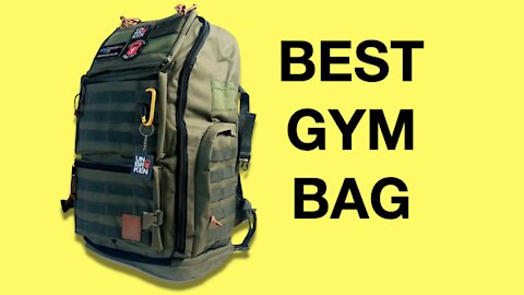 Best Backpack for CrossFit and Competitive Athletes