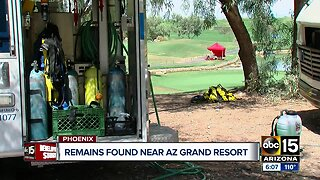 Remains found near Arizona Grand Resort