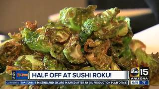 Hungry for sushi? Check out this deal! - Video