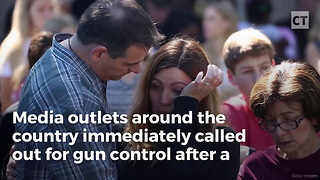 Libs Cry Gun Control After Shooting, Then Two Survivors Shut Them Up in One - Video