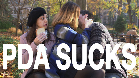 PDA is Gross, Annoying Couples Deserve a Prank Like This