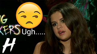 Selena Gomez a Terrible Role Model For Women? - Video