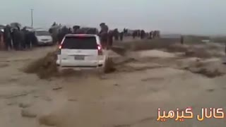 Six villages evacuated due to floods in southeastern Iran - Video