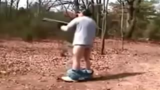 When idiots get guns - Video