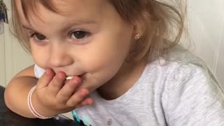 2 year old Avaya-Bella from Manchester  - Video