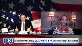 Navy Seal Char Westfall Shares Her Amazing Story...