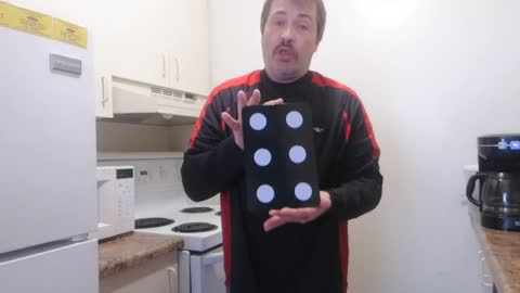Mysterious multiplying magically appearing dots