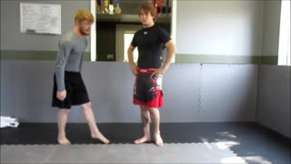 Arm Drag to Single Leg Takedown - Video