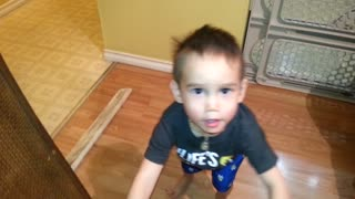 Pepsi Please ! The cutest baby ever  - Video