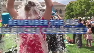 Ice Bucket Challenge Leads To ALS Breakthrough - Video