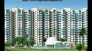 Supertech Romano Apartment Sector 118 Noida - Video