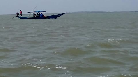 Chilika Lake is a Tourism Place in Odisha
