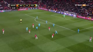Jese Lingard fantastic goal vs Feyenord!! 4-0 - Video