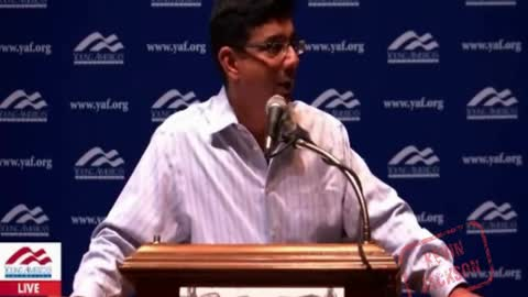 D'Souza Proves The Democrat Party Is Racist