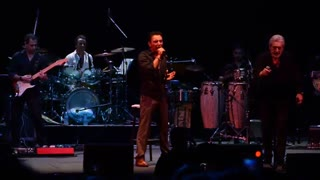 Ebi and Shadmehr in Live concert - Video