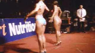 Challenger fisicoculturism and Fitness Uruguay 2006 - analia - Video