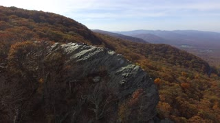 Humpback Rock Hike Appalachian Mountain! Amazing View! 757Holloway - Video