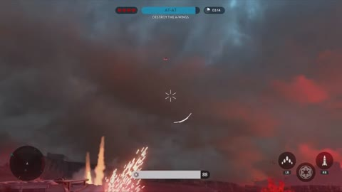 Star Wars Battlefront: Overpower training mission overview gameplay