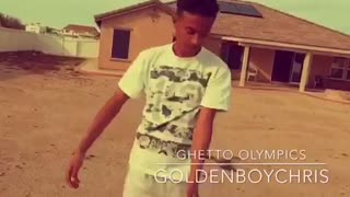 Ghetto Olympics - Video