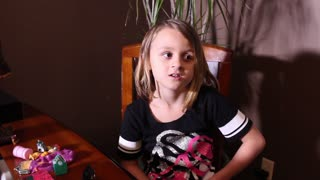 Amazing Dating Advice from an 8 Year Old  - Video