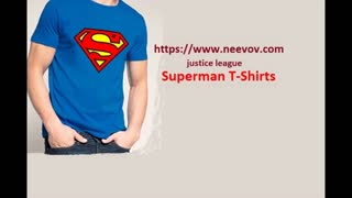 Superman Fuchsia Colour T Shirts - Video