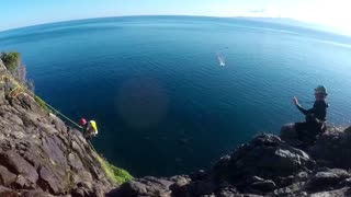 Canyoning in San Jorge Island - Azores by Aventour - Azores Adventures - Video