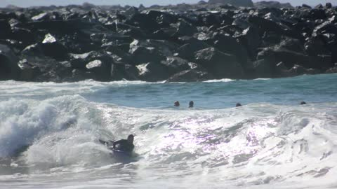 The Wedge | May 2nd | 2016 (RAW FOOTAGE)