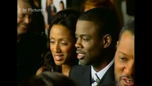 Chris Rock splits from wife - People Magazine reports - Video