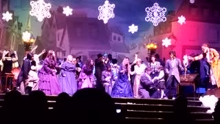 Willie The Entertainer - Scrooge The Musical - Video